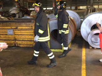 Incidente mortale sul lavoro, operaio schiacciato da acciaio a Valfabbrica