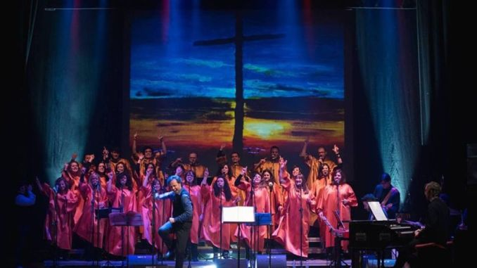 The Angels Gospel Choir in concerto a Gubbio