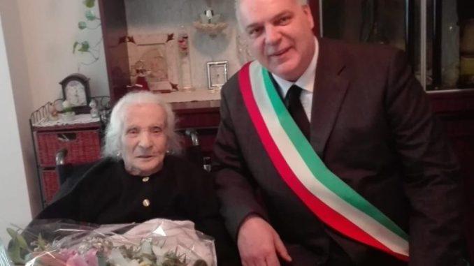 Festeggiate le prime due ultracentenarie di Nocera Umbra