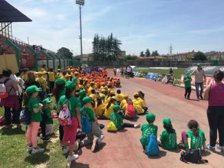 Il sindaco Presciutti ha premiato gli studenti che hanno partecipato ai Giochi della Gioventù