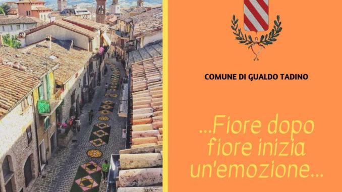 Domenica 23 Giugno il Corpus Domini a Gualdo Tadino