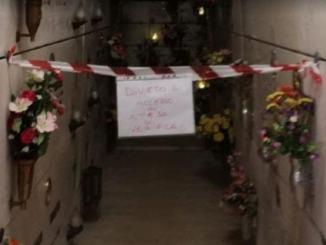 Lega Gubbio presenta un'interrogazione su cimitero Centrale Comunale
