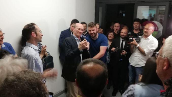 A Gubbio Stirati fa il bis e al ballottaggio viene riconfermato sindaco