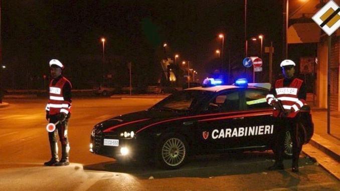 Se volete fermare lo spacciatore di Valfabbrica è in un'auto nera, arrestato