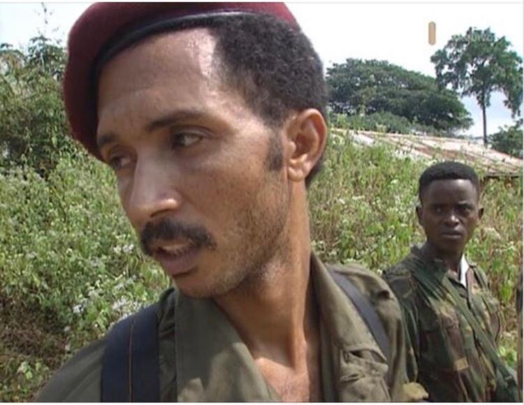 The problem in Cabinda is political, says Commander José Veras