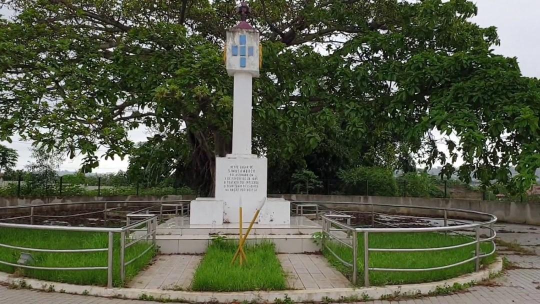 Monumento ao Tratado de Simulambuco