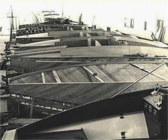 La storia della Canav (Cantieri Navaltecnica) di Anzio