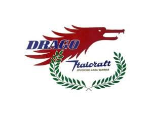 """Italcraft Drago - barca disegnata da Renato """"Sonny"""" Levi"""