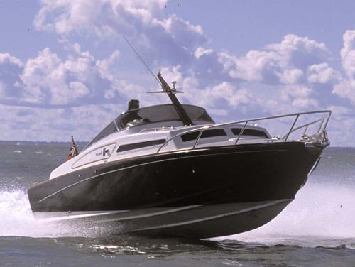 Levi Boat Company - Corsair Classic