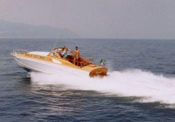 1965 imbarcazione d'epoca - Speranzella