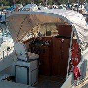 Delta 28 Levi Barca classica realizzata dei Cantieri Delta