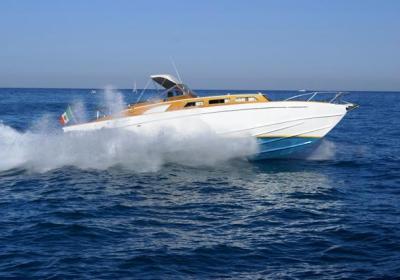 Speranzella II Levi Boat