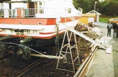 Passenger Boat 16 m