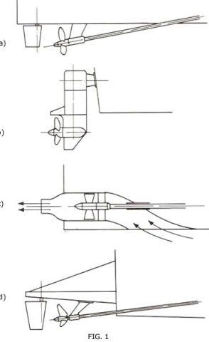propulsione barche