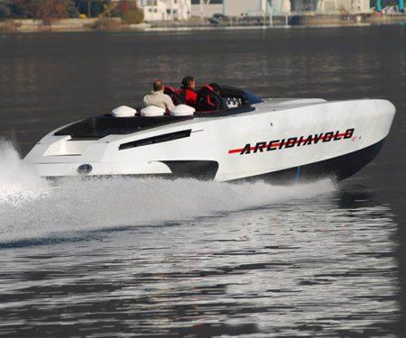 Arcidiavolo GT, progetto Victory Design per Cantieri di Sarnico, 2008