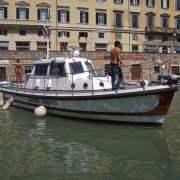 Ex Motovedetta Guardia Costiera per l'addestramento allievi I.T.N