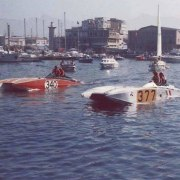 Viareggio Bastia Viareggio, gara motonautica della storia nautica