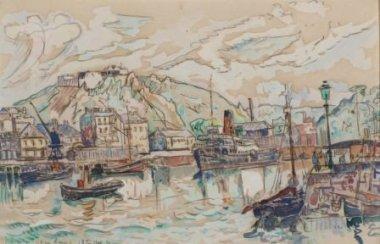 Signac-Porto-Cherbourg-1932
