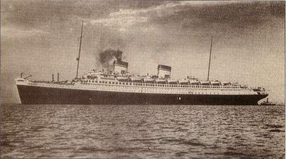 Rex 1933 - Cantieri Ansaldo