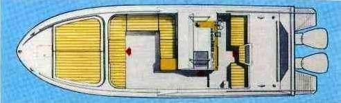"Ilver-Italmarine ""Spazio 25"" ponte"