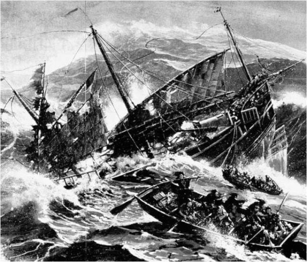 Khubilai Khan Lost Fleet D