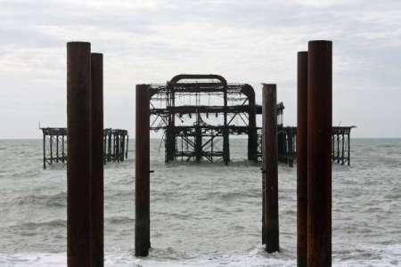 Brighton Pier - MEGAN TURTL