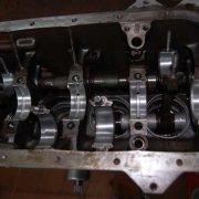 Manutenzione - motore AQ 130 Volvo Penta