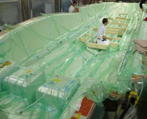progettazione imbarcazioni da competizione