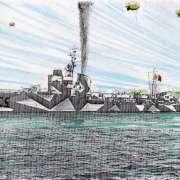 RN CASSIOPEA - Taranto 1942