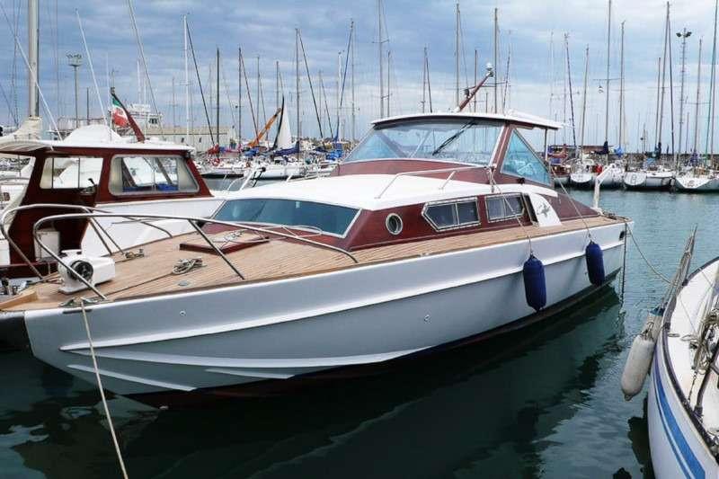 Barca classica Canav - Rodriquez, Rudy Pussycat 1969 in vendita ad Anzio