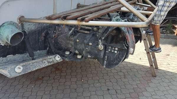 Ex moto vedetta V5572 GdF