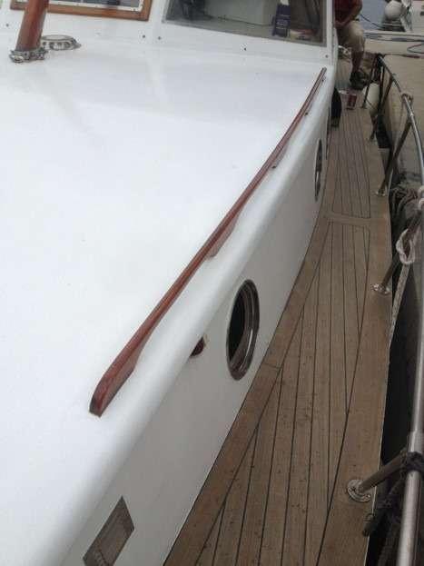 Barca classica Cantiere Soccol 36'