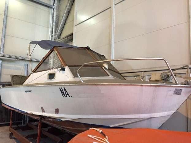 Budda - Gagliotta: barca storica in vendita