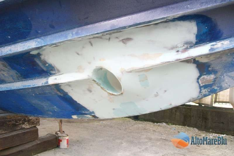 Restauro X33 Italcraft