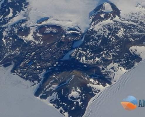 Antartide Base Mc Murdo USA