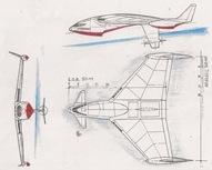 Ekranoplano russo