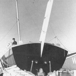 Delta 28' con timone aereo