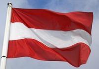 Flag of Latvian
