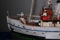 Nave Galiano-marinai-ponti