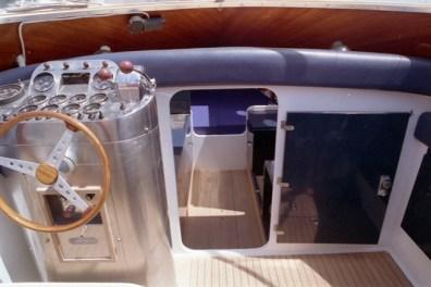 Pozzetto barca Hidalgo