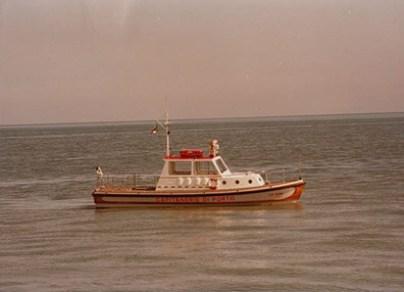Storia delle Motovedette Capitaneria di Porto tipo Nelson CP 2018
