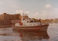 Storia delle Motovedette Capitaneria di Porto tipo Nelson CP 2049