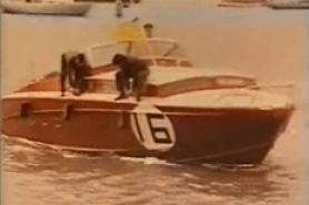 Barca Classica A' Speranziella 1963 Cowes-Torquay 2