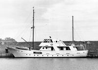 Trawler Gram 35 mt