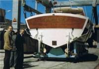 Corsara Barca Levi vista da Poppa