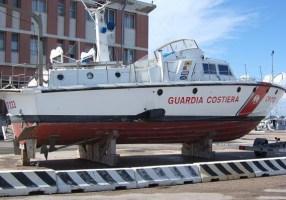 Motovedetta Guardia Costiera CP 233