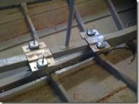 Supporti motori in acciaio inox