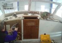 montaggio impianto elettrico quadro comandi
