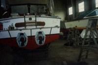 29. Agathos alla fine dei lavori nel Cantiere Italcraft di Bracciano