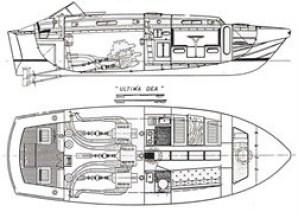Barca Classuca Ultima Dea